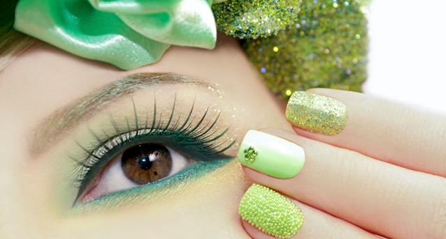 パーソナルカラー別グリーン緑